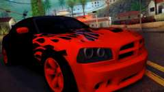 Dodge Charger SRT-8 Tuning