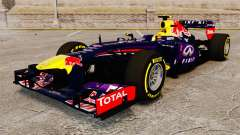 Voiture, Red Bull RB9 v5