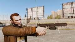 Taktische Pistole Glock 18 v2