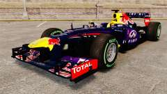Voiture, Red Bull RB9 v3