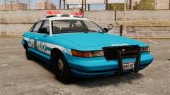 LCPD Police Cruiser für GTA 4