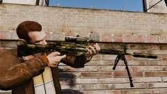 HK G3SG1 sniper rifle v2