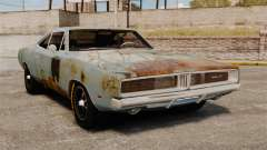 Dodge Charger RT 1969 rostige v1. 1