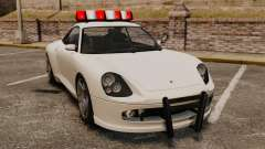 Police Comet pour GTA 4