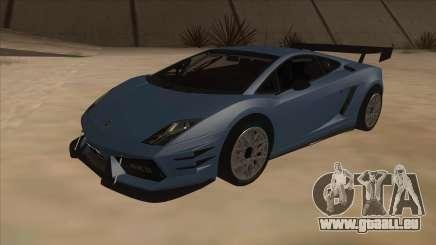 Lamborghini Gallardo LP560-4 Tuned pour GTA San Andreas