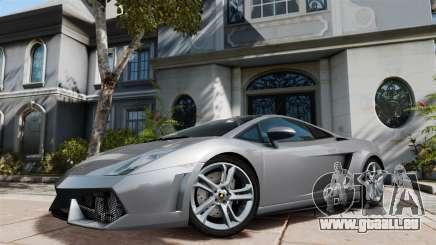 Lamborghini Gallardo LP560-4 [Final] v1 pour GTA 4