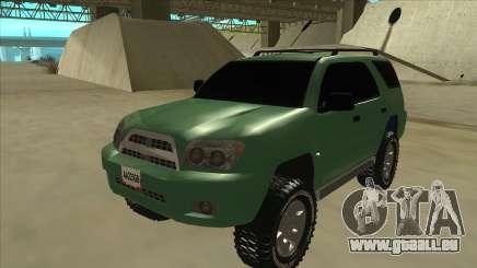 Toyota 4Runner 2009 v2 pour GTA San Andreas