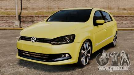 Volkswagen Gol G6 pour GTA 4