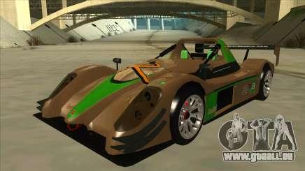 Radical SR8 RX für GTA San Andreas