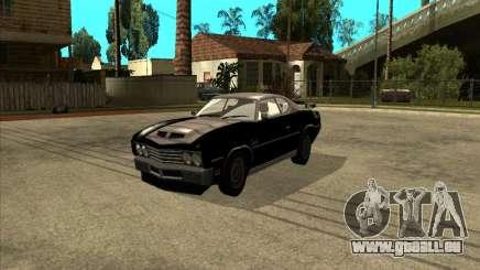 Remington pour GTA San Andreas
