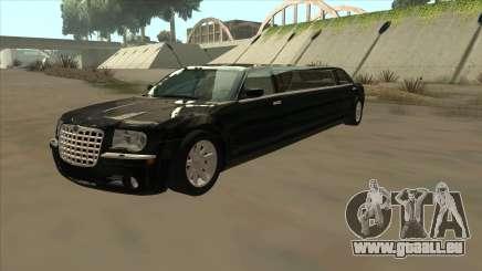 Chrysler 300C Limo 2006 pour GTA San Andreas