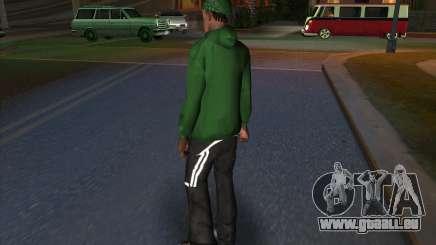 Markt Sport Kleidung für GTA San Andreas