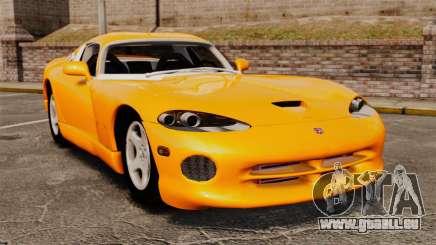 Dodge Viper 1996 für GTA 4