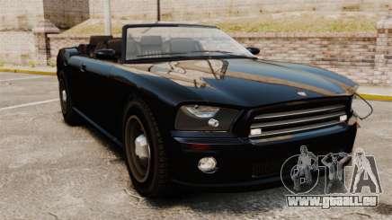 Buffalo limousine für GTA 4