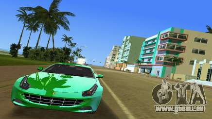 Ferrari FF 2011 für GTA Vice City