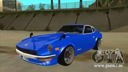 Nissan Wangan Midnight Devil Z S30 pour GTA San Andreas