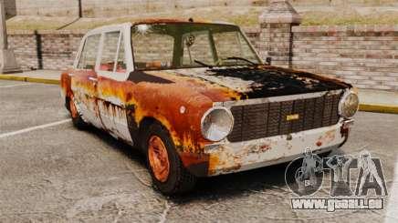 Tofas Serce Rusty pour GTA 4