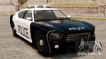 Buffalo Police Officer LAPD v1 für GTA 4