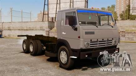 KAMAZ 53212 v1. 4 für GTA 4