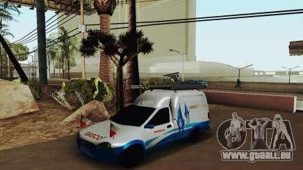 Chevrolet Combo Gasco pour GTA San Andreas