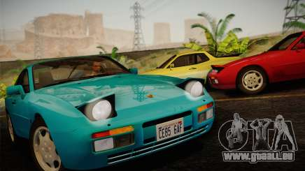 Porsche 944 Turbo Coupe 1985 pour GTA San Andreas