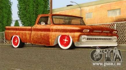 Chevrolet C10 Rat Style für GTA San Andreas
