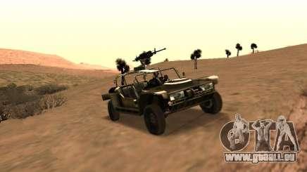 FAV de Battlefield 2 pour GTA San Andreas