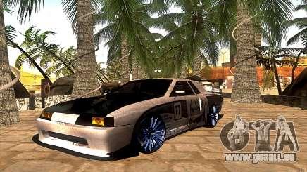 Elegy BN Nismo Sports für GTA San Andreas