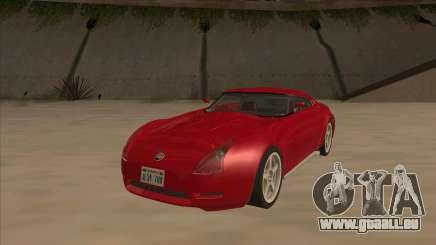 Melling Hellcat Custom für GTA San Andreas