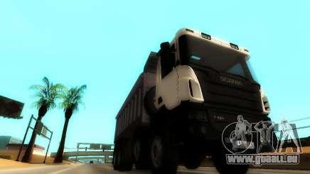 Scania P420 8X4 Dump Truck für GTA San Andreas
