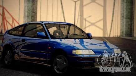 Honda CR-X 1991 für GTA San Andreas