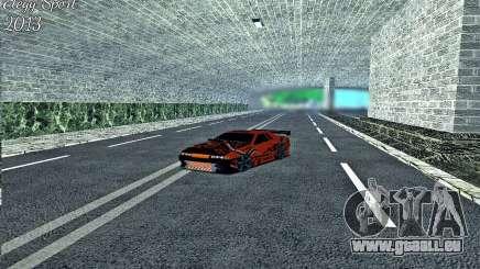 Elegy Sport pour GTA San Andreas