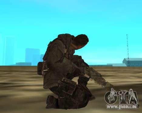 Sniper MacMillan für GTA San Andreas