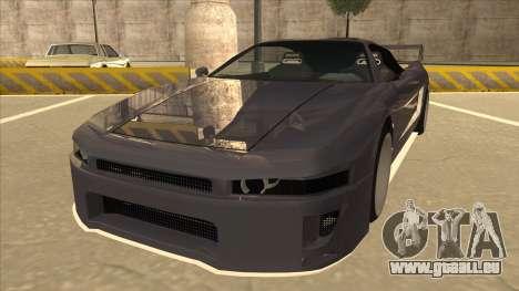 DoTeX Infernus V6 History pour GTA San Andreas
