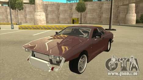 Elegy Drift Missile pour GTA San Andreas