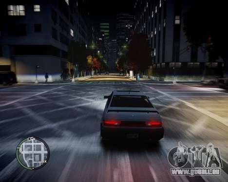 BiXenon v2.0 pour GTA 4 troisième écran
