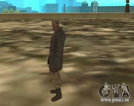 Imran pour GTA San Andreas deuxième écran