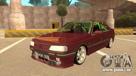 Peugeot 405 ami16 X4 für GTA San Andreas