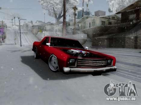 Picador V8 Picadas für GTA San Andreas