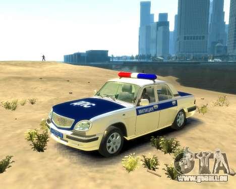 GAZ 31105 DPS für GTA 4