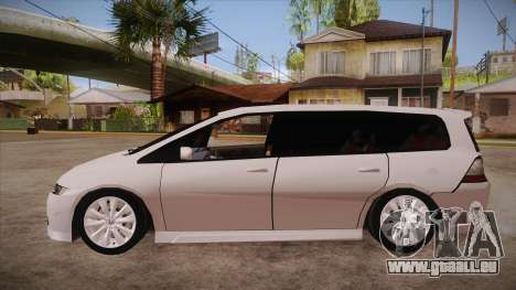 Honda Odyssey v1.5 für GTA San Andreas linke Ansicht
