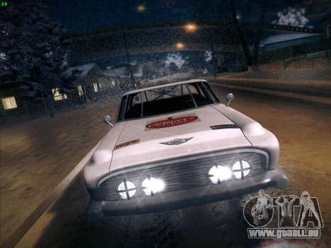 HD Bloodring Banger für GTA San Andreas Seitenansicht