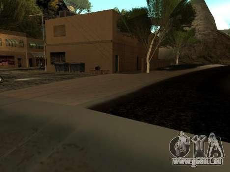 Hiver v1 pour GTA San Andreas huitième écran