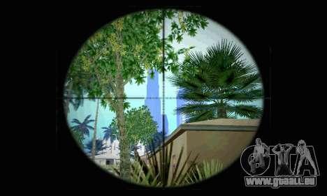 Barrett M82 aus Spiel 4 für GTA San Andreas zweiten Screenshot