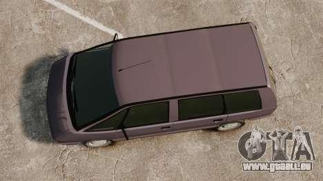 Renault Espace I 2000 TSE für GTA 4 rechte Ansicht