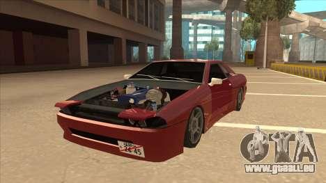Elegy240sx Street JDM pour GTA San Andreas