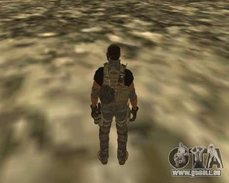 Griggs pour GTA San Andreas deuxième écran