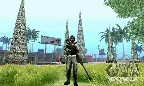 Barrett M82 aus Spiel 4 für GTA San Andreas
