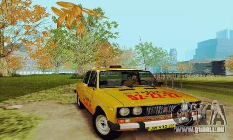 VAZ 2106 Taxi pour GTA San Andreas