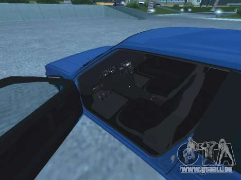 VAZ 2113 für GTA San Andreas Innenansicht